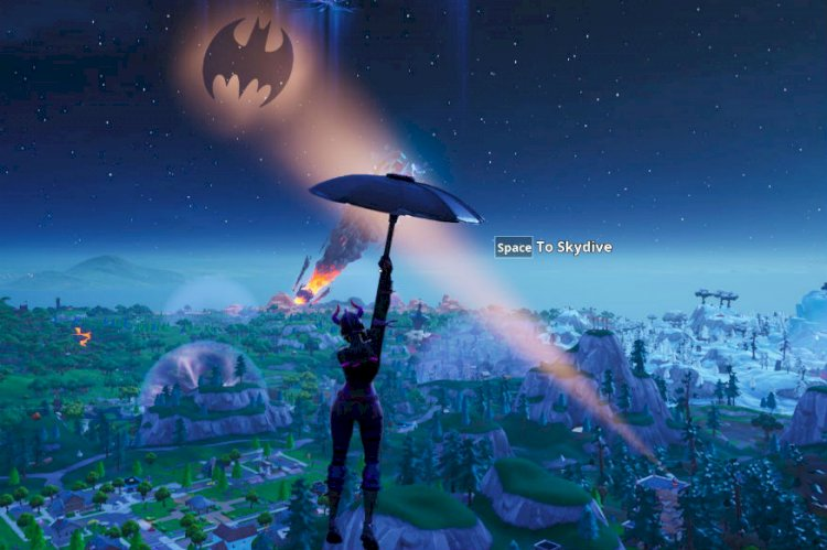 Fortnite: The Latest Special Character in the Game is None Other Than Batman