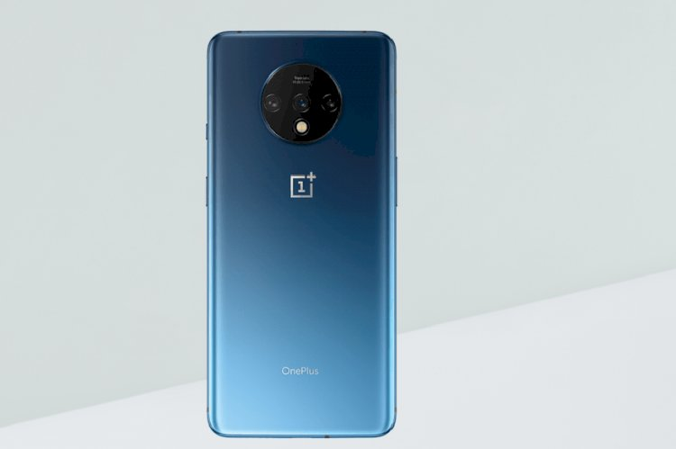OnePlus 7T With Round Triple-Camera Module Revealed in Official Press Image