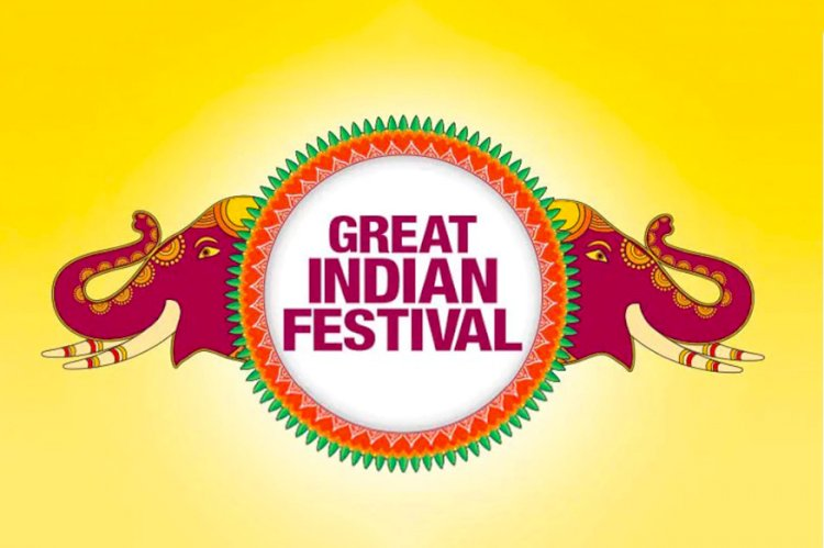 Amazon Great Indian Festival Sale Starts on September 29; Special Discounts on SBI Cards