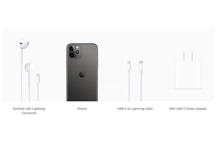Apple iPhone 11 Pro to Ship With USB Type-C 18W Fast Charger