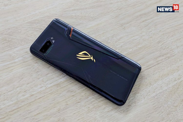 Asus ROG Phone II Gaming Smartphone Launched at Rs 37,999; Features, Accessories and More
