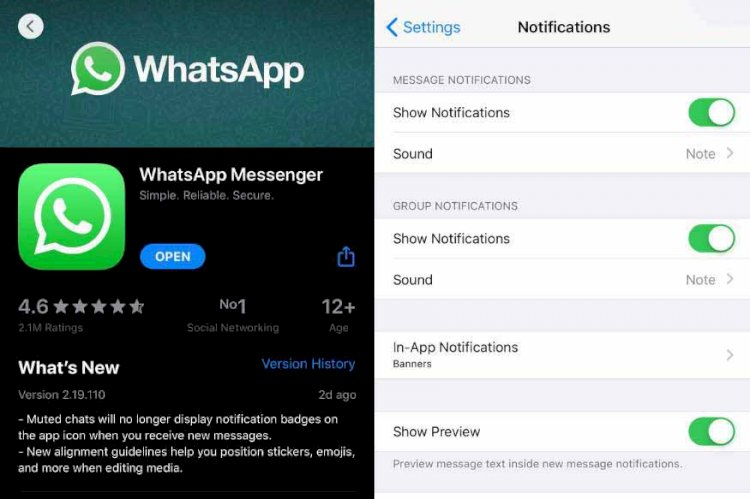 WhatsApp Update For iPhone is Great News if You Like to Keep Annoying Groups on Mute