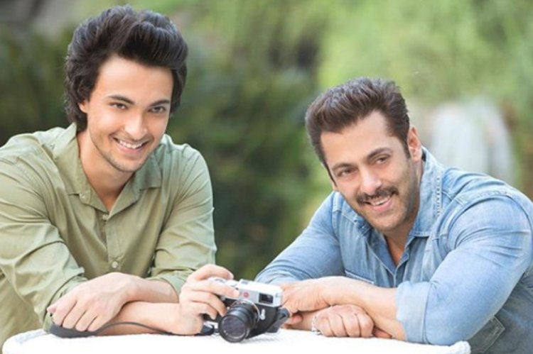 Salman Bhai Inspires Entire Country When it Comes to Fitness, Says Aayush Sharma