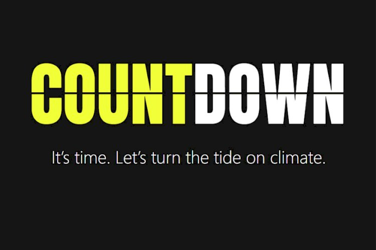 TED Announces Countdown, a Climate Change Initiative in Association With YouTube