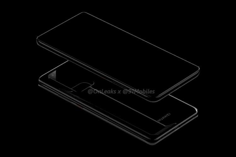 Huawei P40, P40 Pro Leak Reveals Camera, Key Design Details