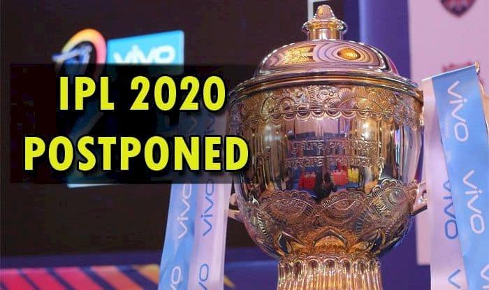 IPL 2020 Suspended Due To Coronavirus Scare