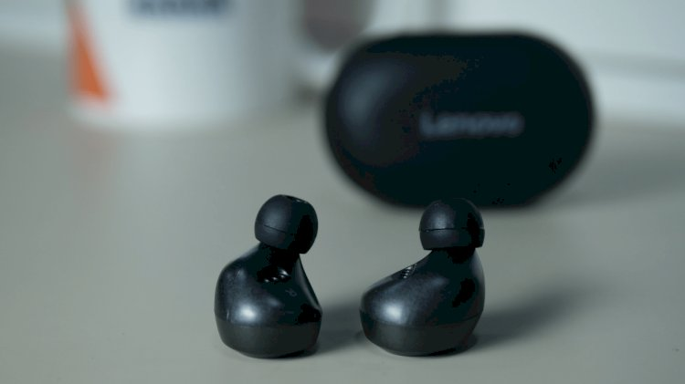 Lenovo HT10 True Wireless Bluetooth Earbuds — First Impressions