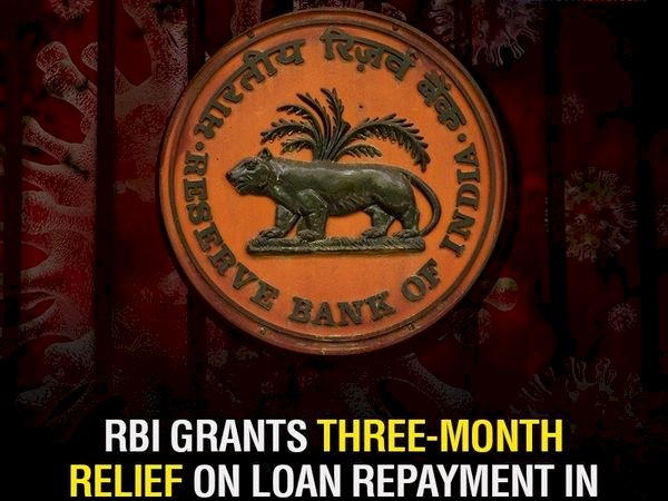 3 Months Relief On EMIs Of Term Loans