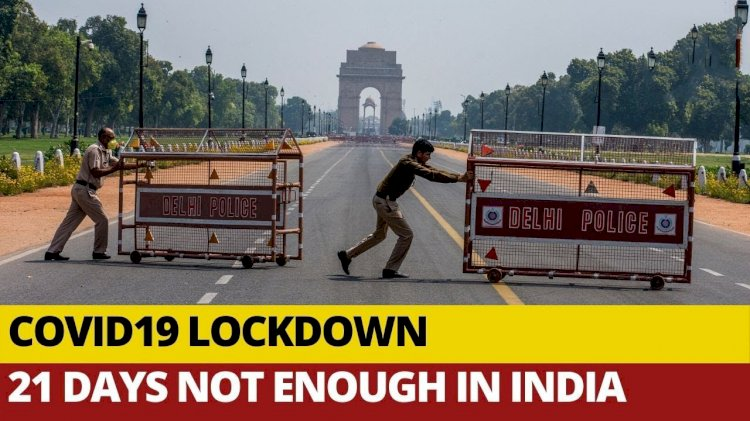 India Needs 49 Days Lockdown, Say Researchers