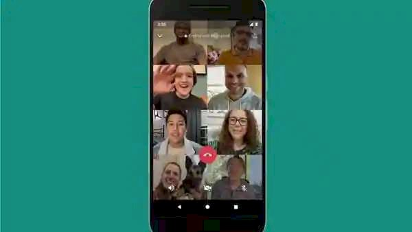 WhatsApp officially launches eight-person group video calling following Zuckerberg's announcement