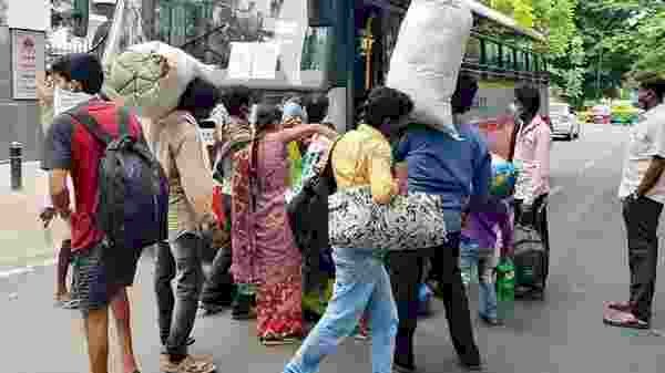 Centre allows interstate travel for stranded citizens including migrant workers, students