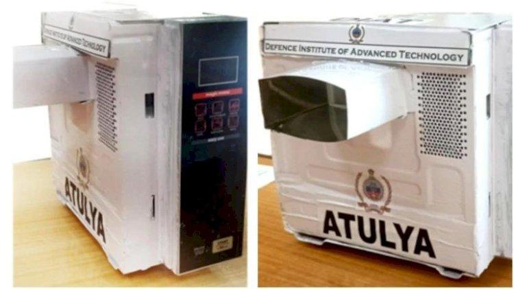 Covid-19: Pune-based institution develops microwave steriliser that kills virus within 30 secs