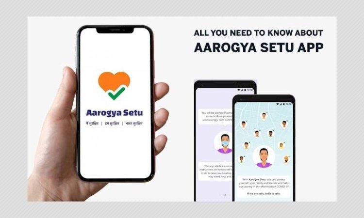 Aarogya Setu app mandatory for govt, private sector employees