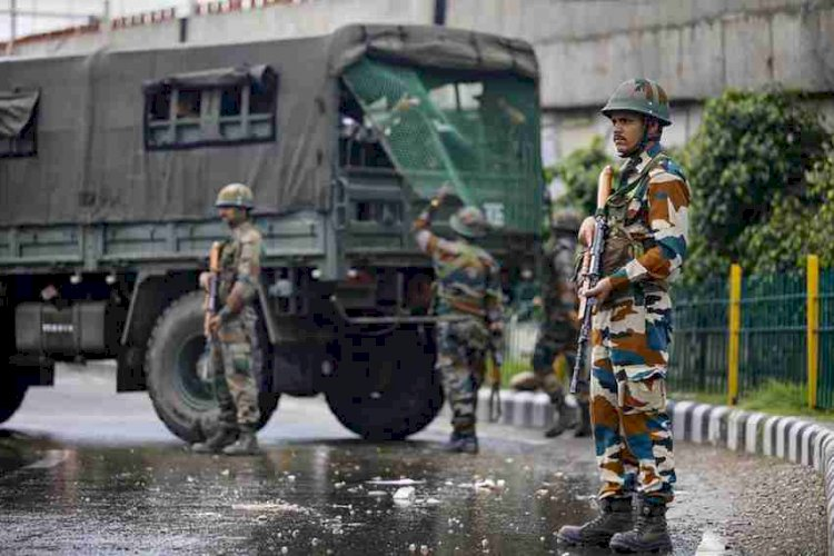 J&K: Colonel, Major Among Five Security Personnel Killed In Handwara Encounter