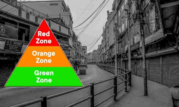 Lockdown 3.0 Rules: Full list of activities permitted in Red, Orange and Green Zones from today