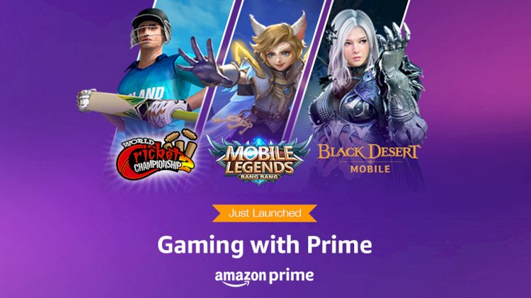 Amazon Prime members will now get gaming benefits