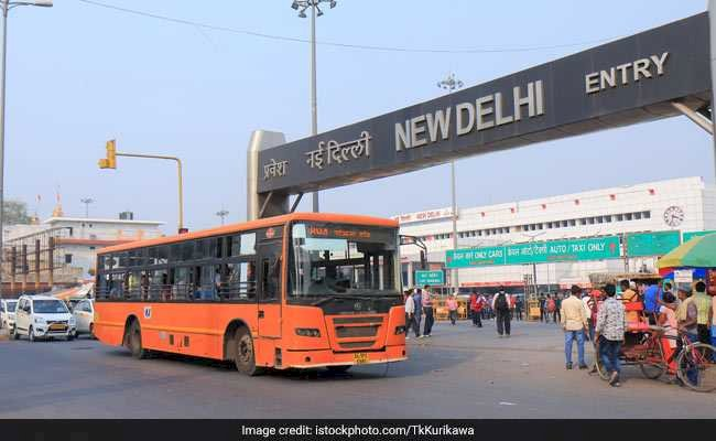 Delhi's DTC buses are back on roads. Route details here