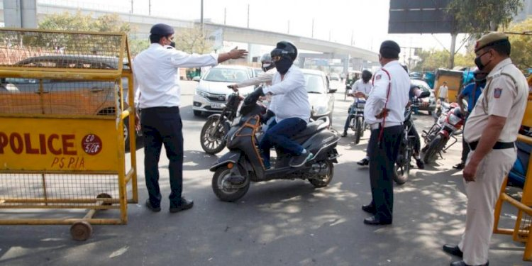 Entry from Delhi to Noida and Ghaziabad allowed, except from containment areas
