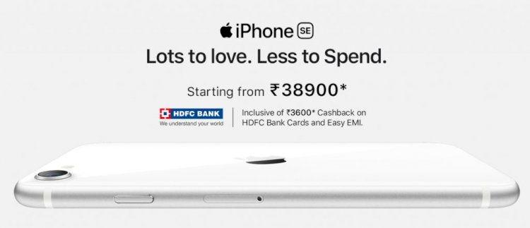 Apple iPhone SE 2020 to go on sale in India today