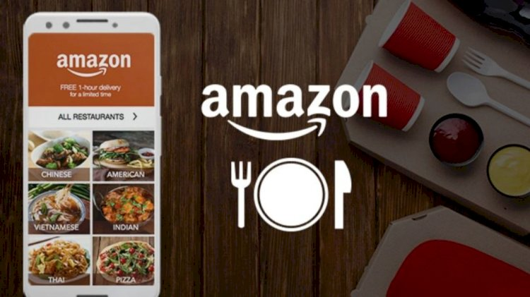 Amazon begins food delivery business in India