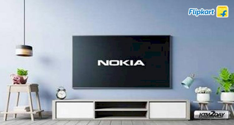 Nokia Smart TV with 43-inch display to launch on June 4