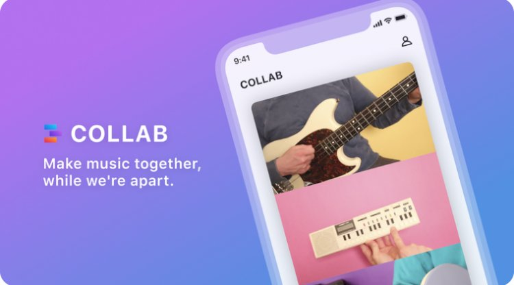 Facebook launches another TikTok-inspired app called 'Collab'