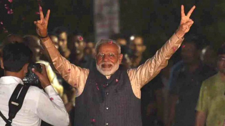 'A year of historic firsts for Indians': PM Modi in letter to citizens