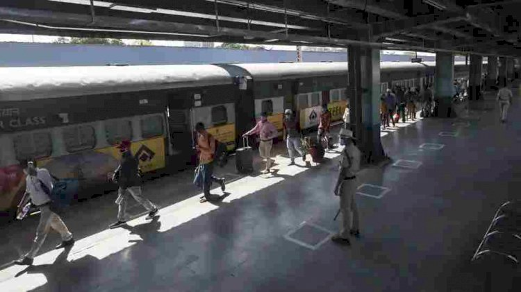 All train services suspended at Delhi's Anand Vihar Railway Station from today