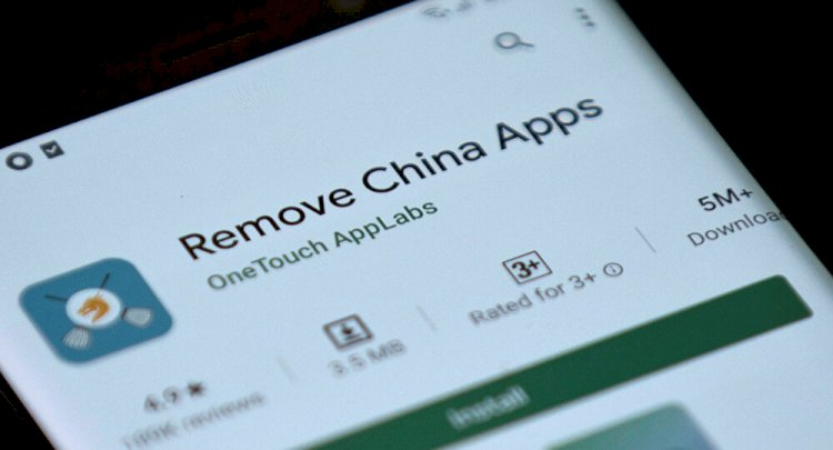 Remove China Apps is no longer on the Google Play Store