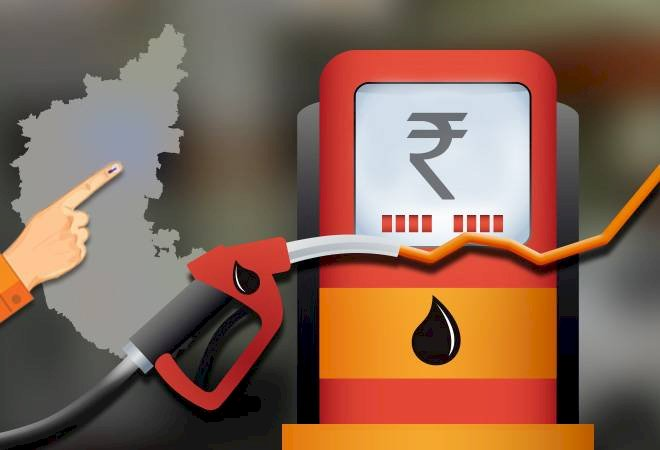 Petrol, diesel price hiked for 3rd day today.