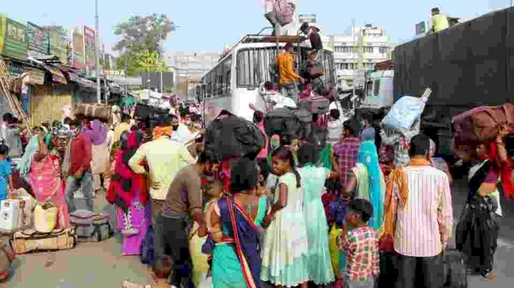 Supreme Court directs states, union territories to facilitate return of migrant workers within 15 days