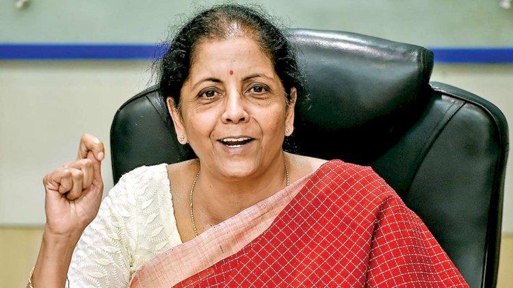 Streamline credit flow, FM Sitharaman tells PSBs