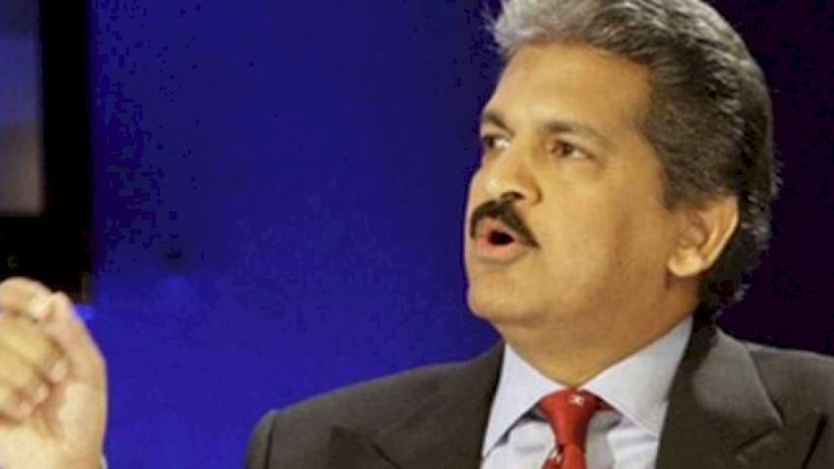 Mahindra Group Chairman Anand Mahindra believes he has found the startup he was looking for, finally!