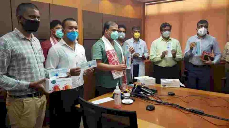 IIT-Guwahati develops low-cost, high-quality 'Made in Assam' Covid-19 kits