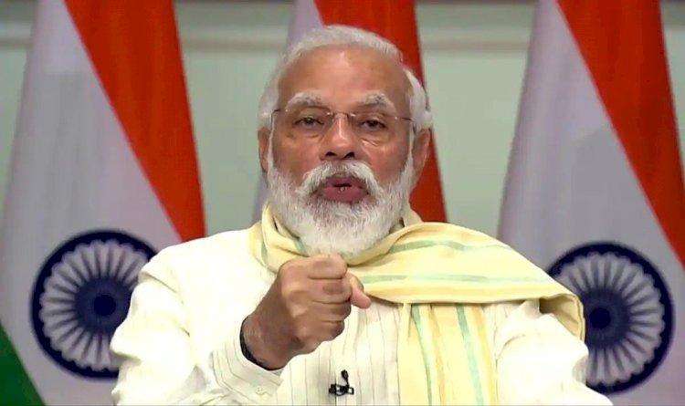 PM Narendra Modi's message on International Yoga Day