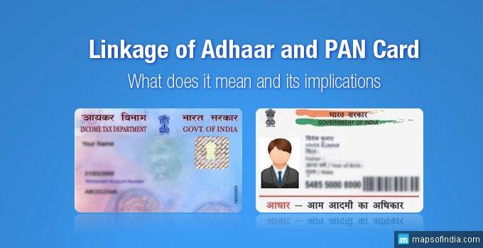 PAN card, Aadhaar card linking deadline extended.