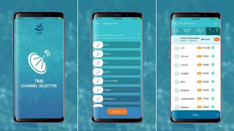 Trai launches new channel selector app for DTH customers