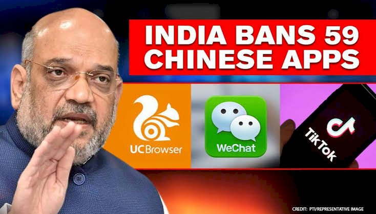 India's digital strike on China amid LAC tensions: Govt bans 59 Chinese apps including TikTok, SHAREit