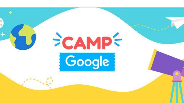 Missing summer camps? Google Camp to help students learn through fun activities at home