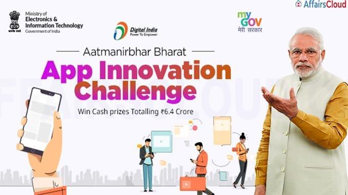 PM Modi announces app innovation challenge to promote Indian platforms