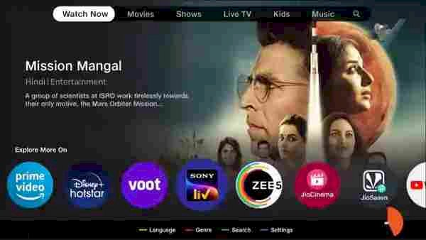 Reliance Jio TV Plus: Users can watch Netflix, Amazon Prime, Disney Hotstar from single log-in