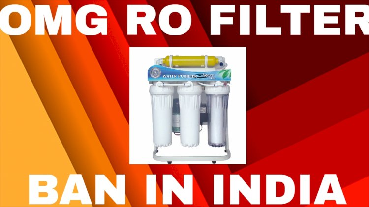 These RO Purifiers Will Be Banned From December, 2020: Find Out Why?