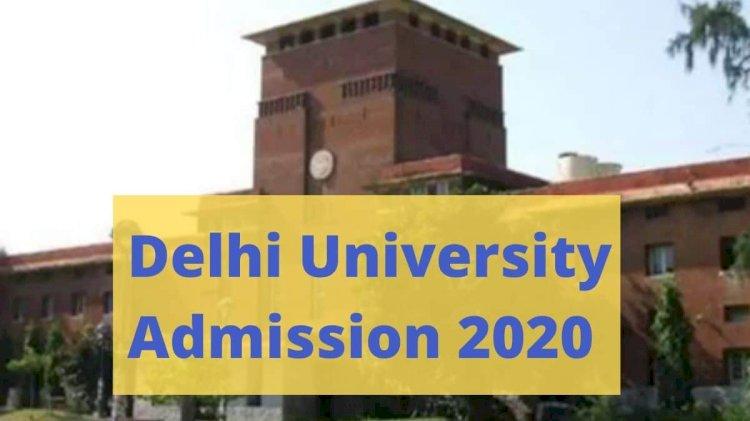 DU Admission 2020: Application Deadline Extended Till July 31
