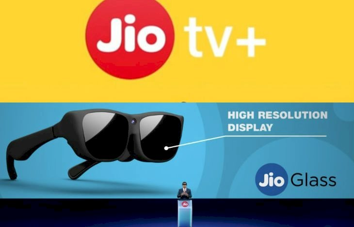 Jio TV Plus and Jio Glass Announced: Check All the Details