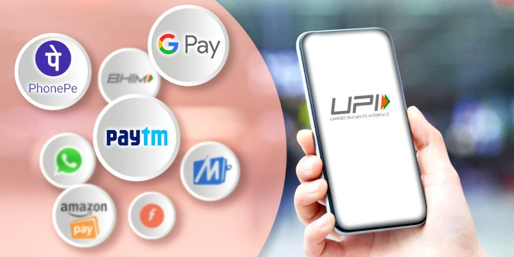 Govt Caps UPI Transactions To Limit Negative Impact On Payment ...