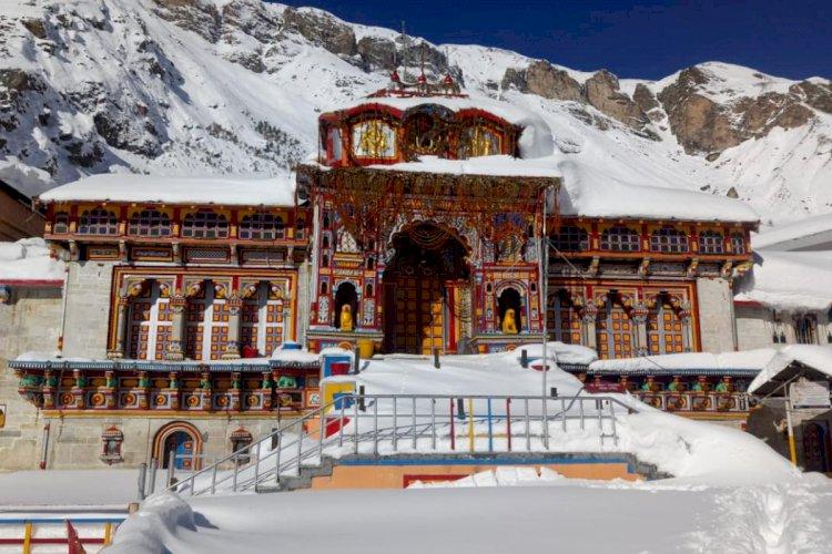 Badrinath shrine's prasad can now be ordered online on Amazon