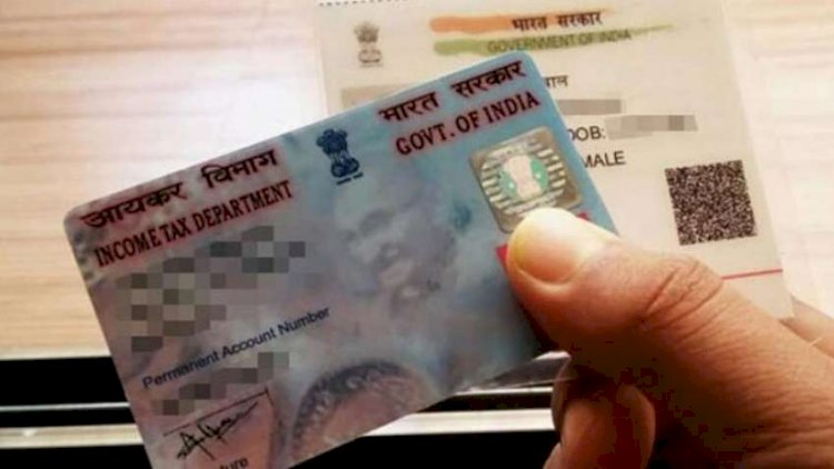 Lost or misplaced your PAN card? Here's how to get a duplicate one online