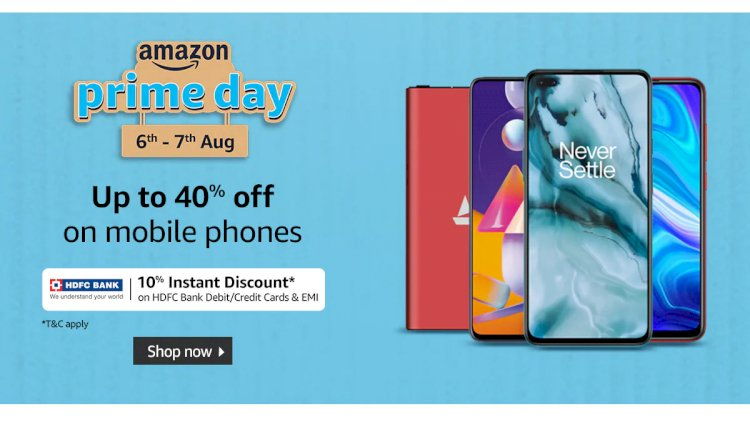 Amazon Prime Day 2020 Sale Goes Live in India