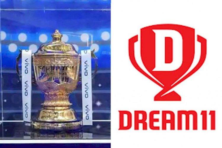 Dream11 wins IPL 2020 title sponsorship for ₹222 crore