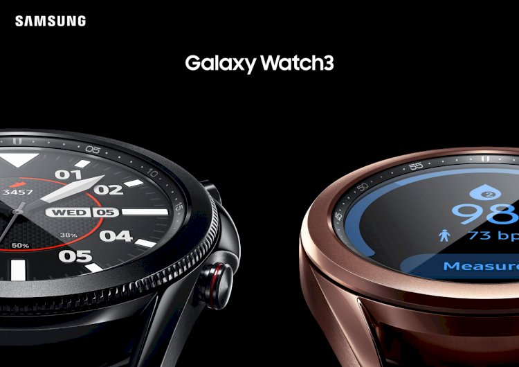Samsung launches Galaxy Watch3, Buds Live in India: Price, offers, other details